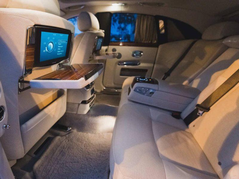 Rolls-Royce Ghost White - фото 7