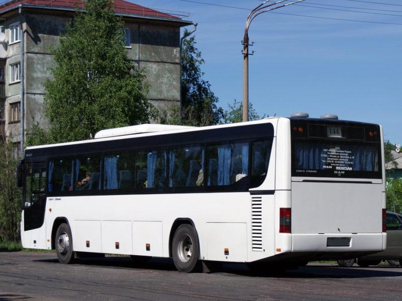 Автобус туристический 50 мест - фото 2