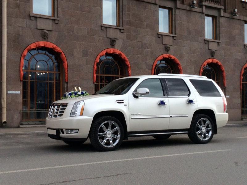 Cadillac Escalade - фото 2
