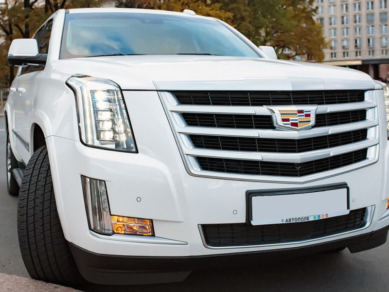 Cadillac Escalade New - фото 1