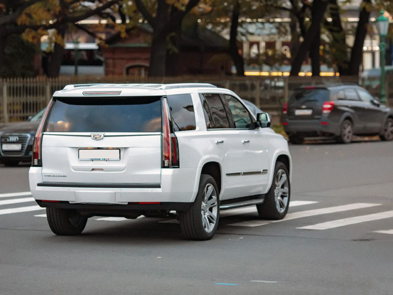 Cadillac Escalade New - фото 5