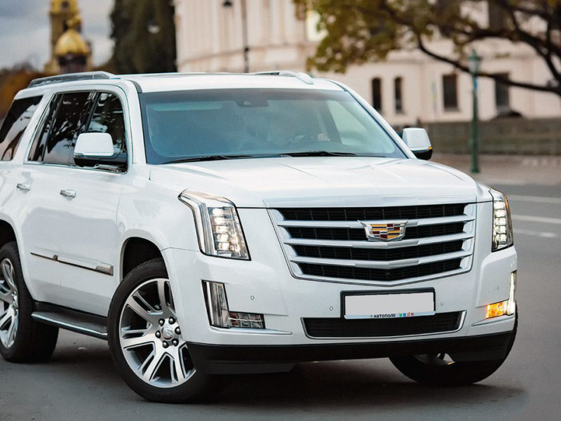 Cadillac Escalade New - фото 3
