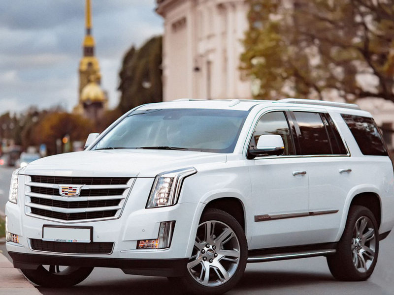 Cadillac Escalade New - фото 2