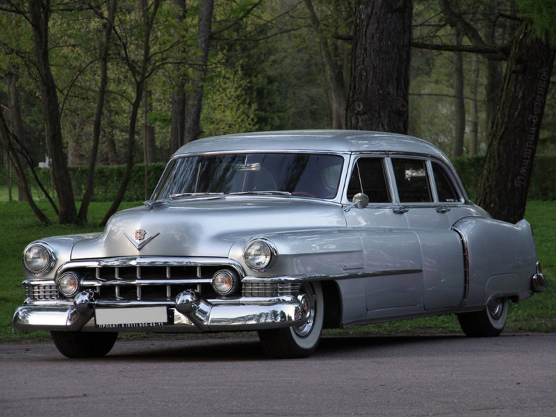 Cadillac Fleetwood 1951 - фото 1