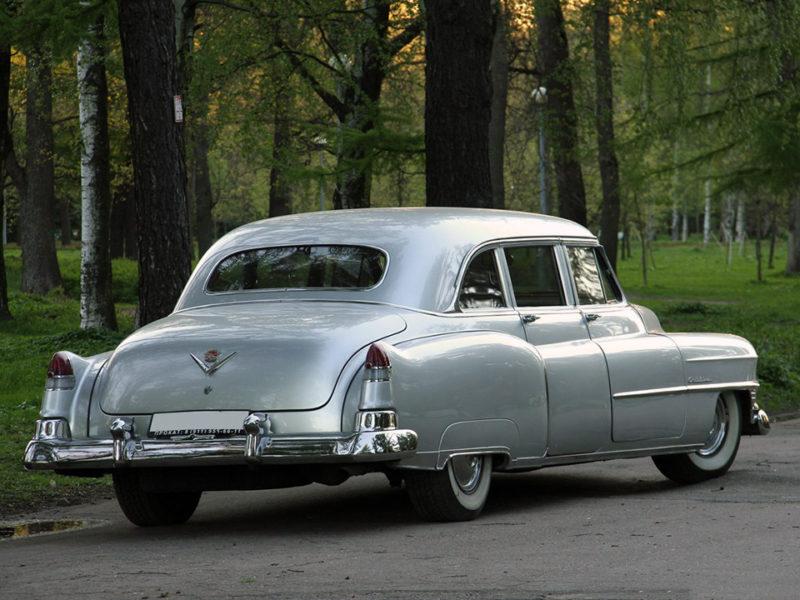 Cadillac Fleetwood 1951 - фото 2