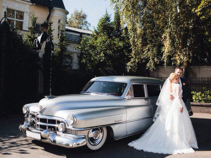 Cadillac Fleetwood 1951 - фото 6