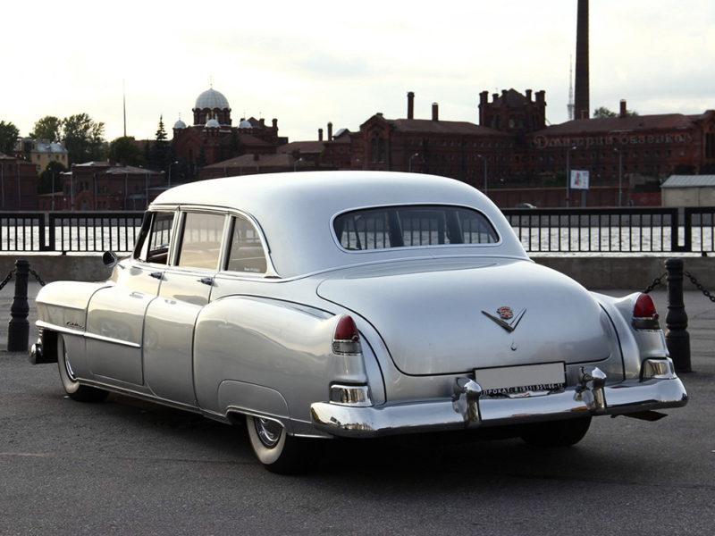 Cadillac Fleetwood 1951 - фото 3