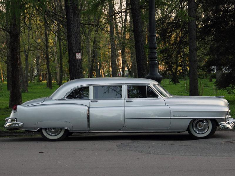 Cadillac Fleetwood 1951 - фото 4