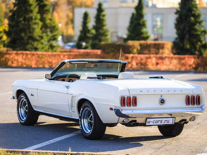 Ford Mustang 1969 - фото 2
