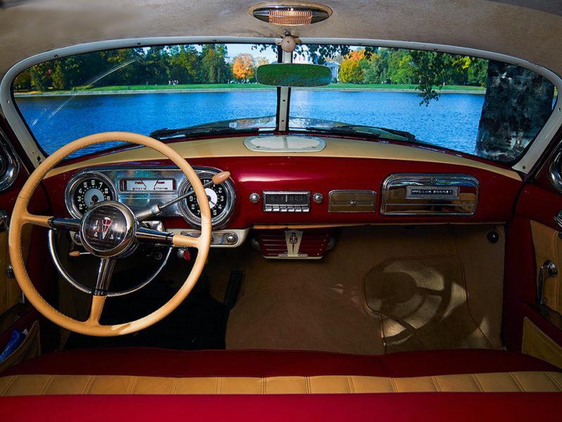 Hudson Hornet 1952 - фото 8