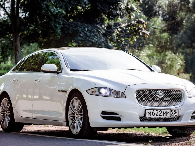 Jaguar XJ Long - фото 1