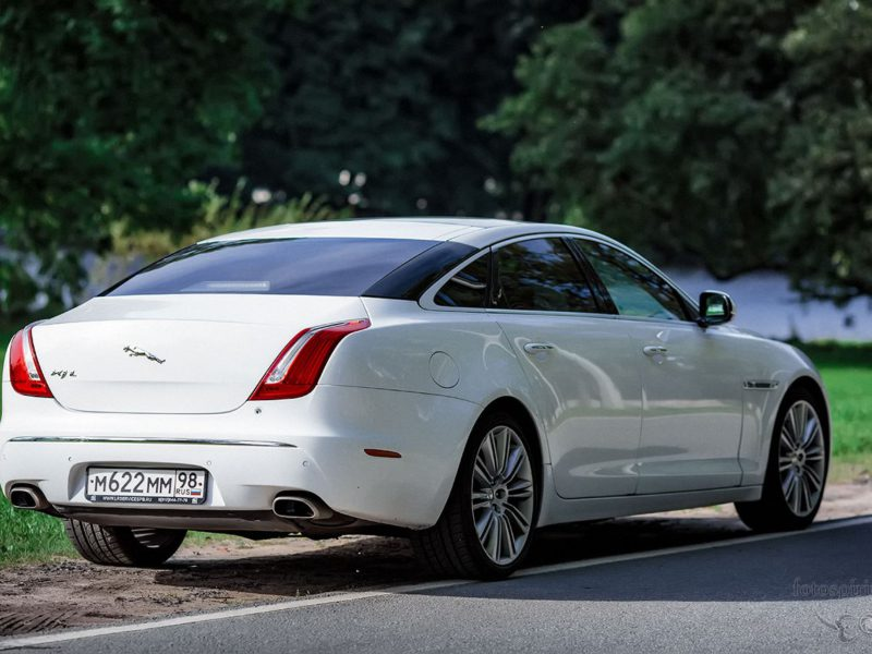 Jaguar XJ Long - фото 2