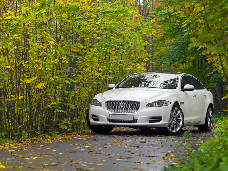 Jaguar XJ Long - фото 3
