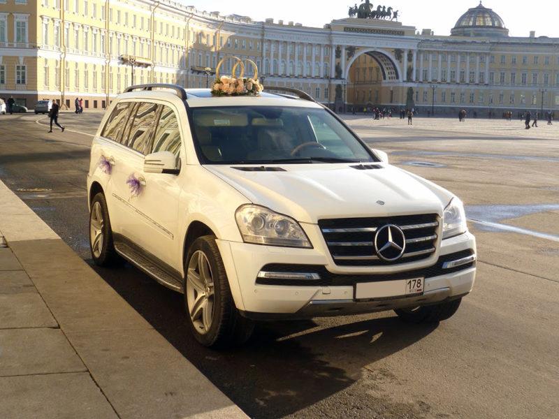 Mercedes GL - фото 1