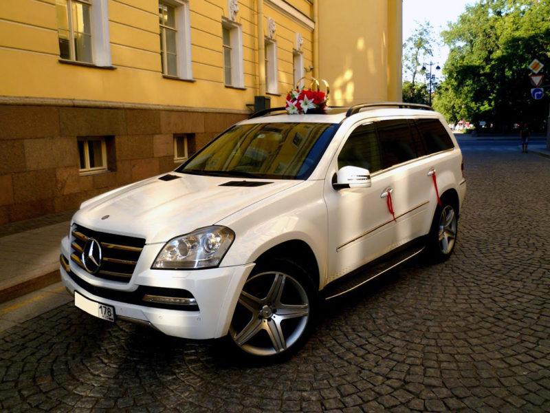 Mercedes GL - фото 2
