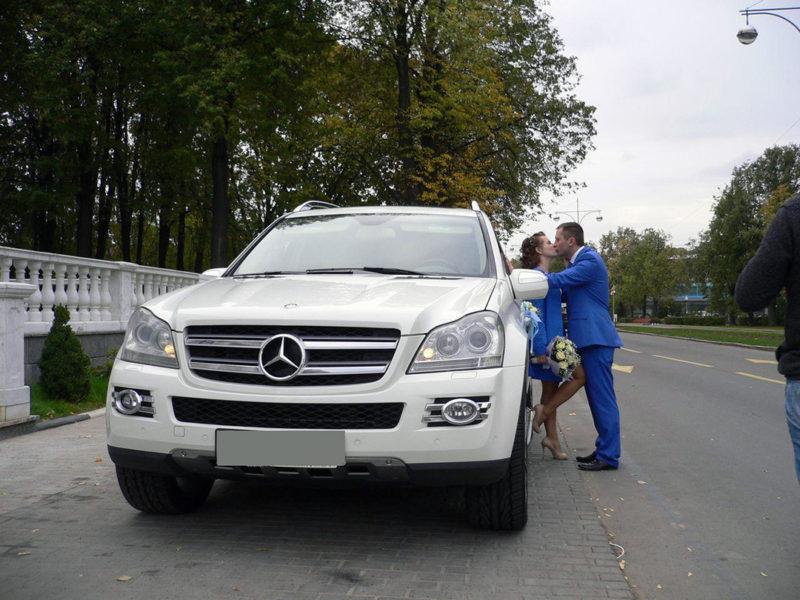 Mercedes GL - фото 3