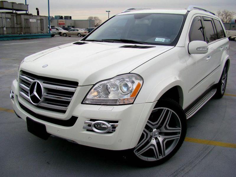 Mercedes GL - фото 5