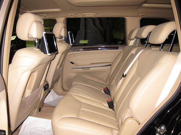 Mercedes GL - фото 7