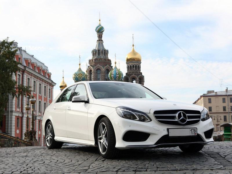 Mercedes W212 Restyle - фото 1