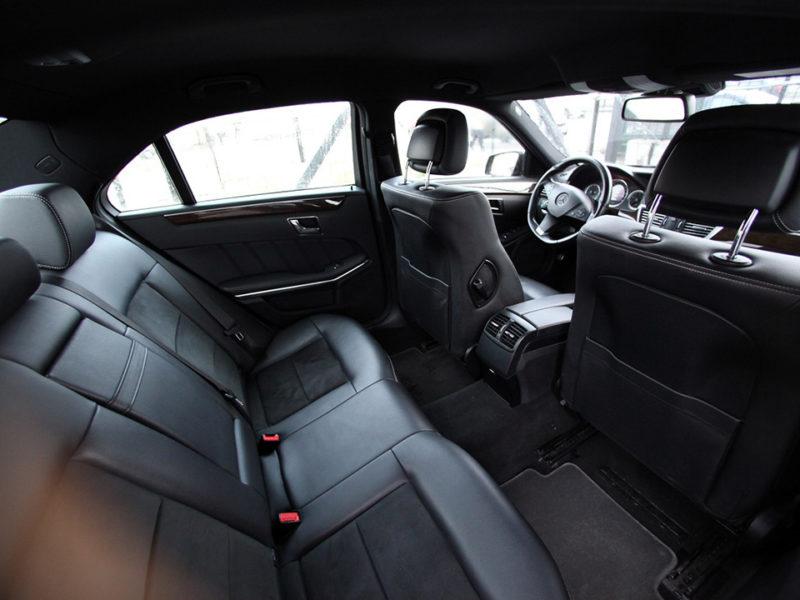 Mercedes W212 Restyle - фото 3