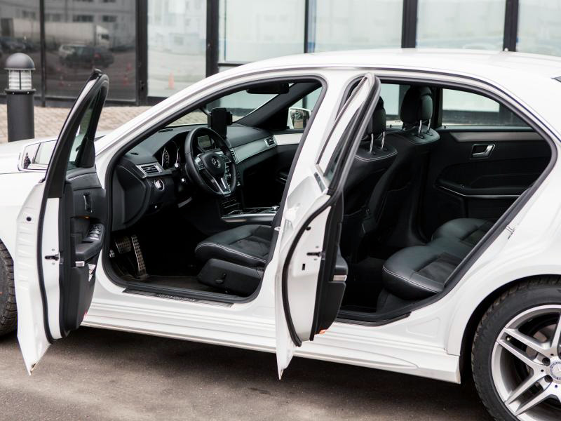 Mercedes W212 Restyle - фото 4