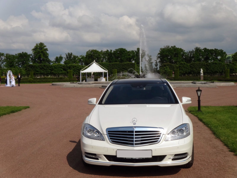 Mercedes W221 - фото 2