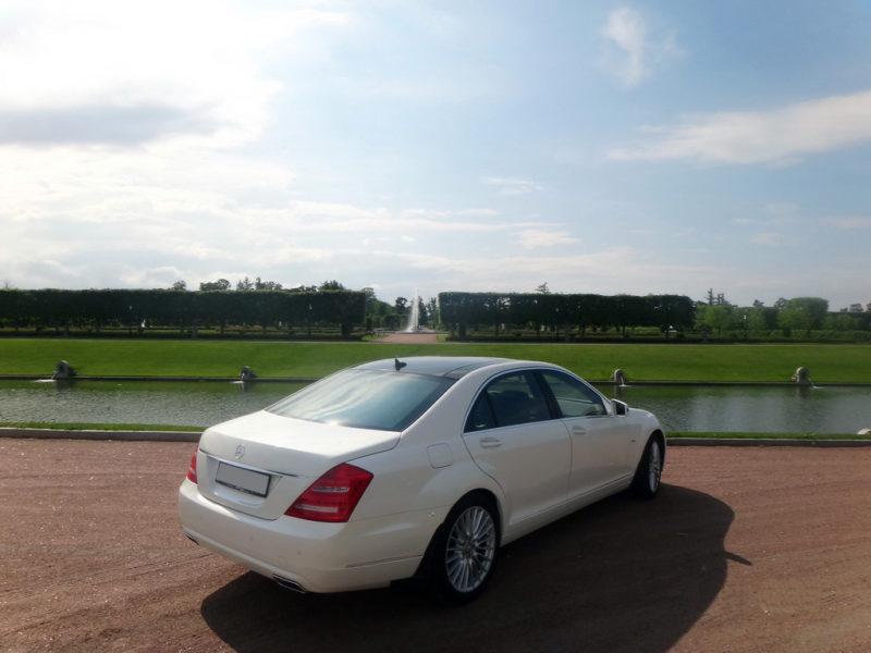 Mercedes W221 - фото 3