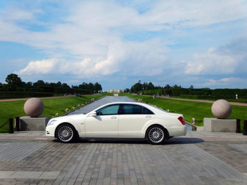 Mercedes W221 - фото 4