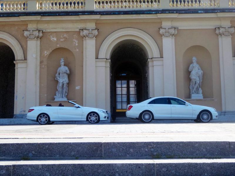 Mercedes W221 - фото 6