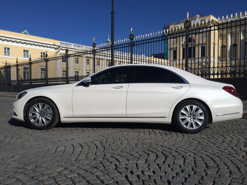 Mercedes W222 - фото 2