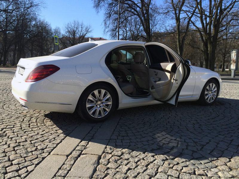 Mercedes W222 - фото 4