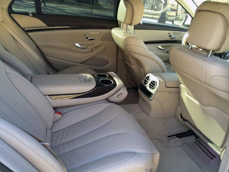 Mercedes W222 - фото 6