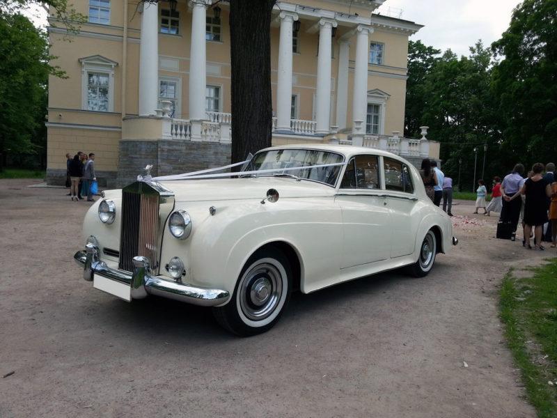 Rolls-Royce 1956 - фото 1