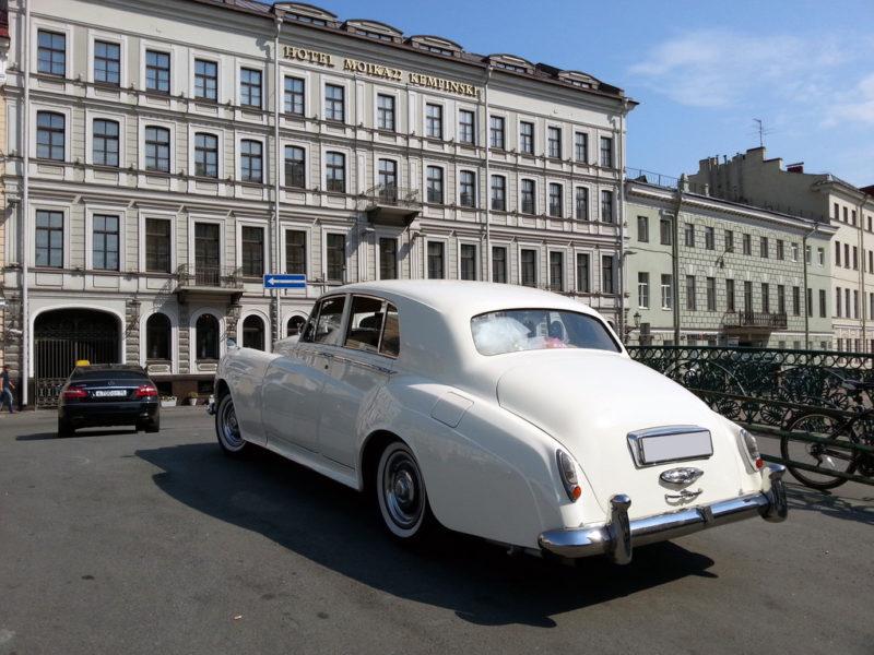 Rolls-Royce 1956 - фото 7