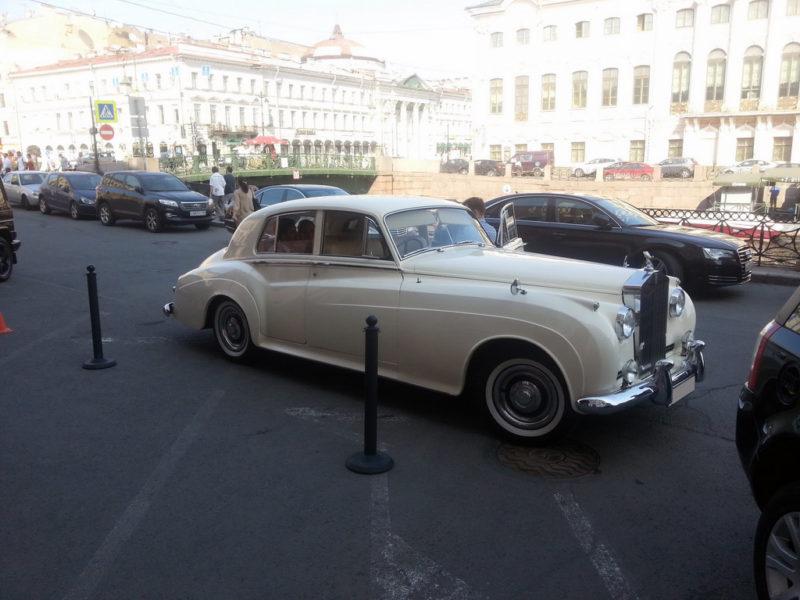Rolls-Royce 1956 - фото 8