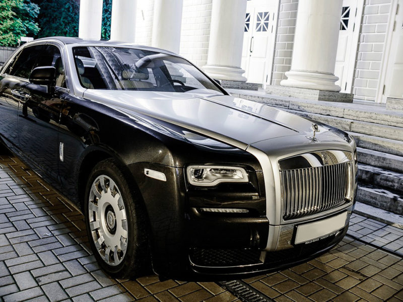 Rolls-Royce Ghost Black - фото 2