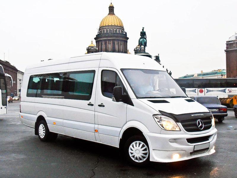 Mercedes Sprinter VIP - фото 1
