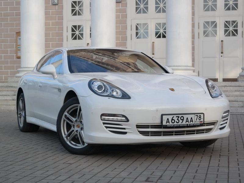 Porsche Panamera - фото 2