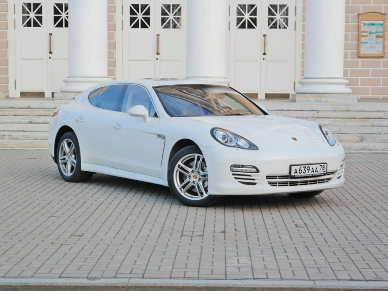 Porsche Panamera - фото 3