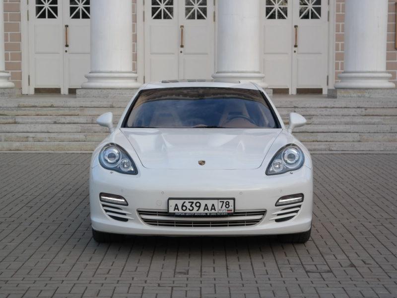 Porsche Panamera - фото 4