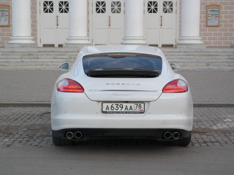 Porsche Panamera - фото 5