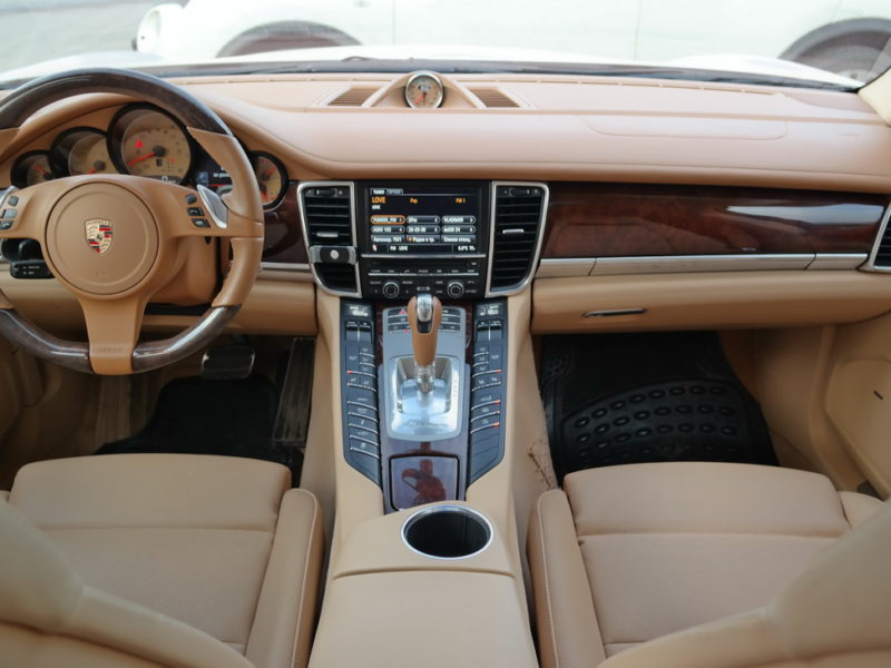 Porsche Panamera - фото 6