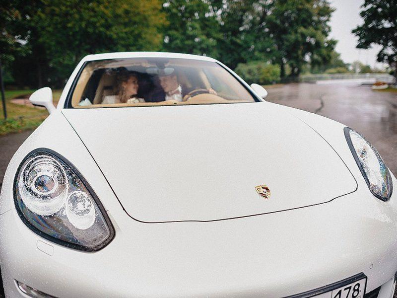 Porsche Panamera - фото 13