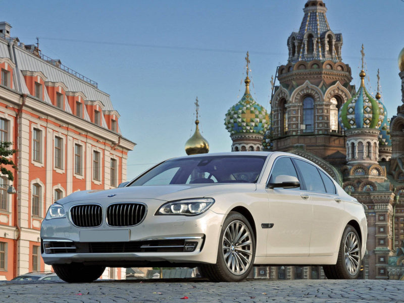BMW 7 Long - фото 1
