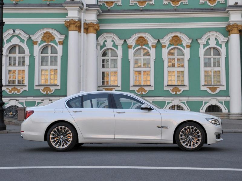 BMW 7 Long - фото 4