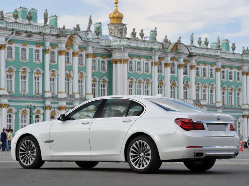 BMW 7 Long - фото 5
