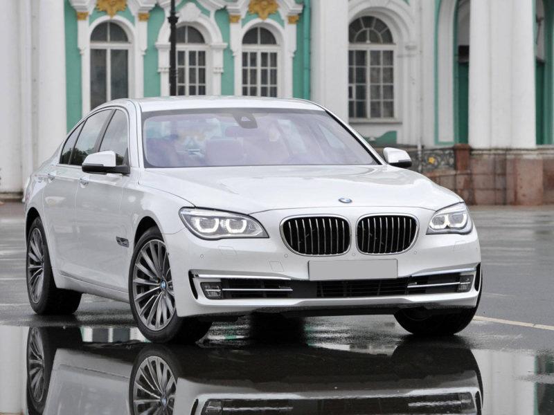 BMW 7 Long - фото 3