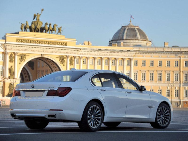 BMW 7 Long - фото 6