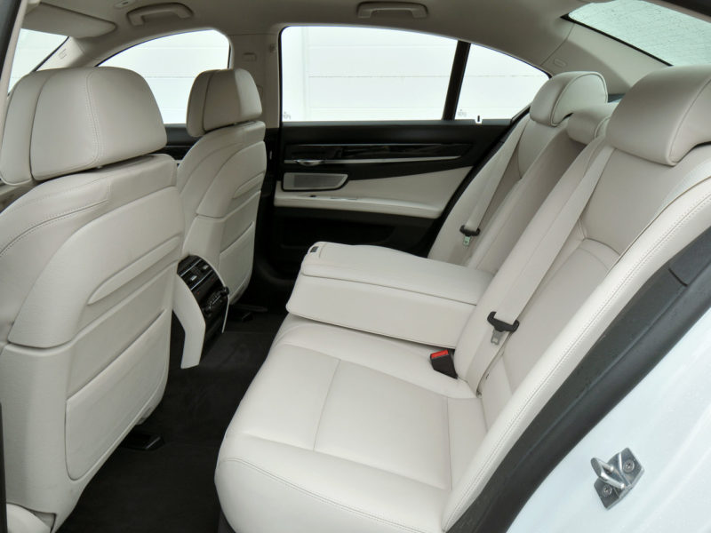 BMW 7 Long - фото 8
