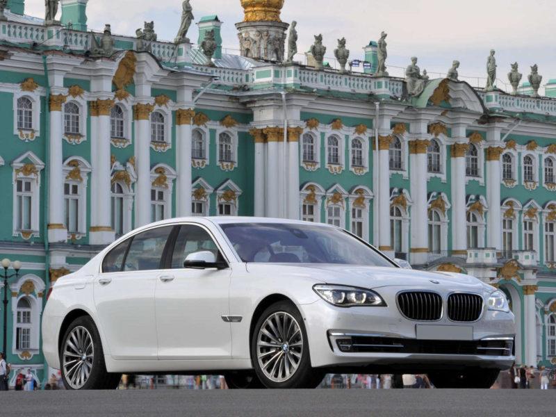 BMW 7 Long - фото 2